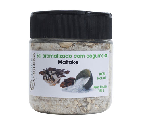 Sea salt Maitake