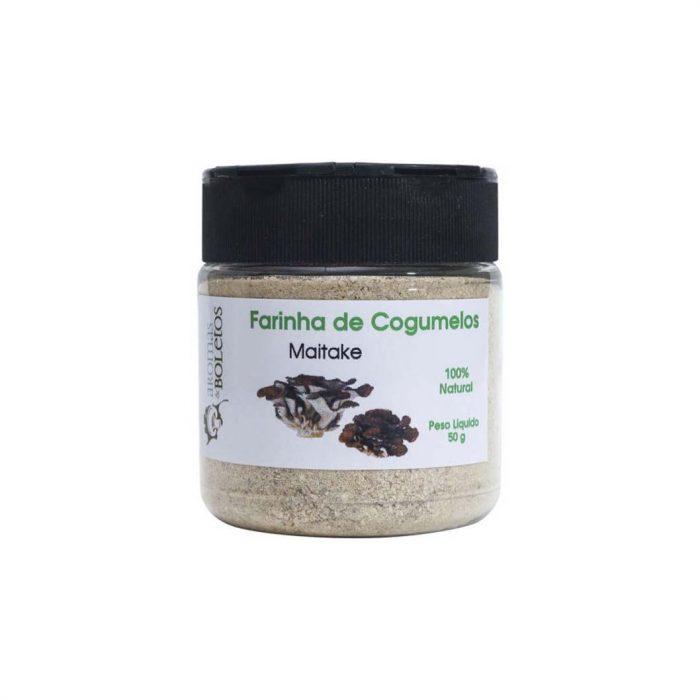farinha-maitake